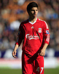 Daniel Pacheco, FC Liverpool (Getty Images)