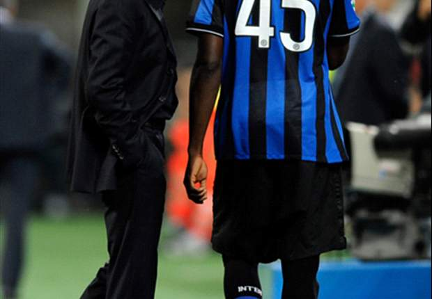 Mourinho backs Mancini to bring out the best in Balotelli