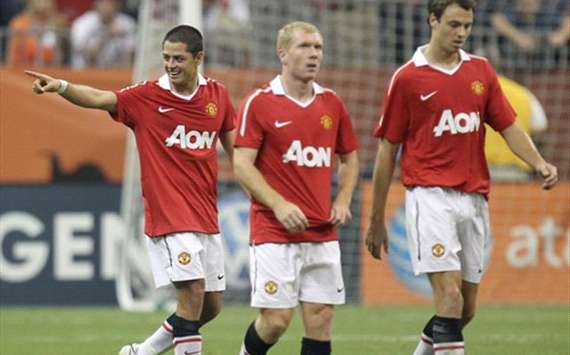Manchester United Manager Sir Alex Ferguson: Javier Hernandez & Federico Macheda Are Ready To Fight For First-Team Place