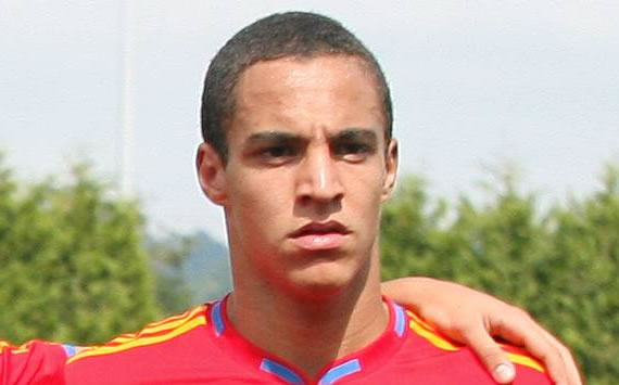 Benfica have allowed me to play at the top, says Rodrigo