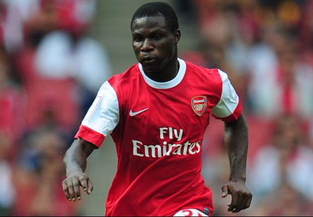 Arsenal ready to offload Emmanuel Frimpong in new year