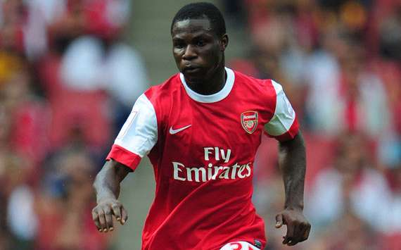 Emmanuel Frimpong- Arsenal (Getty Images)