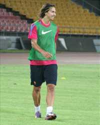 Zlatan Ibrahimovic - Barcelona (Goal.com)