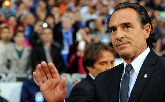 Cesare Prandelli - Italy - (Getty Images)
