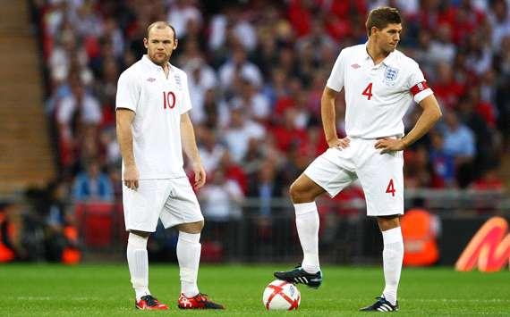 Rooney: Beruntung Miliki Steven Gerrard