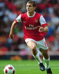 Jack Wilshere of Arsenal(Getty Images)