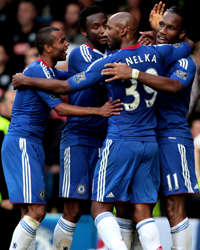 Chelsea VS West Bromwich Albion, Premier League (Getty Image)