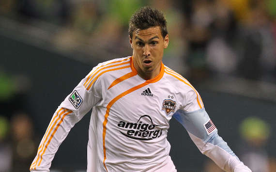 Geoff Cameron, Houston Dynamo, MLS (Getty Images)