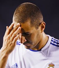 Karim Benzema, Real Madrid (Getty Images)