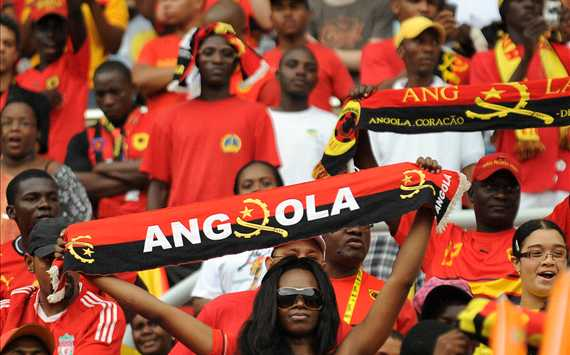 Angola Fans (Getty Images)