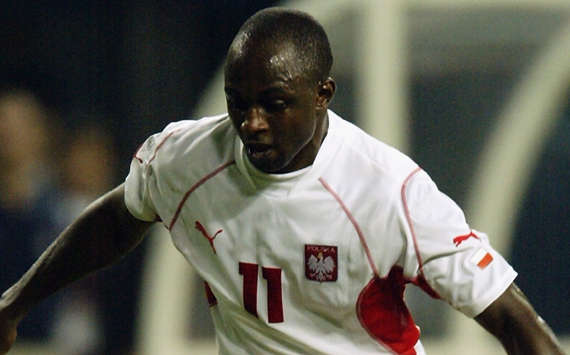 Racism is barbaric and Uefa must deal with it, says ex-Poland international Emmanuel Olisadebe