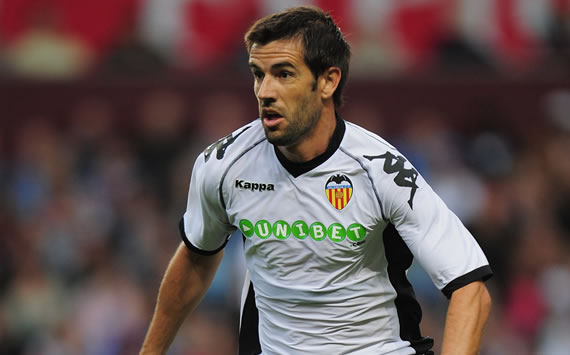 David Albelda, Valencia (Getty Images)