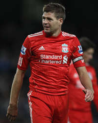 Steven Gerrard, Liverpool (Getty Images)