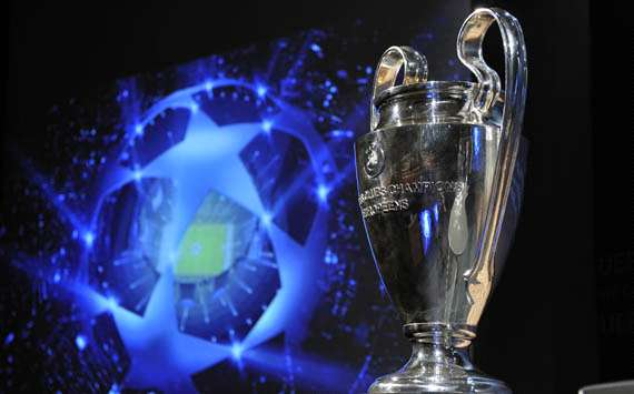 The UEFA Champions League Trophy(Getty Images)