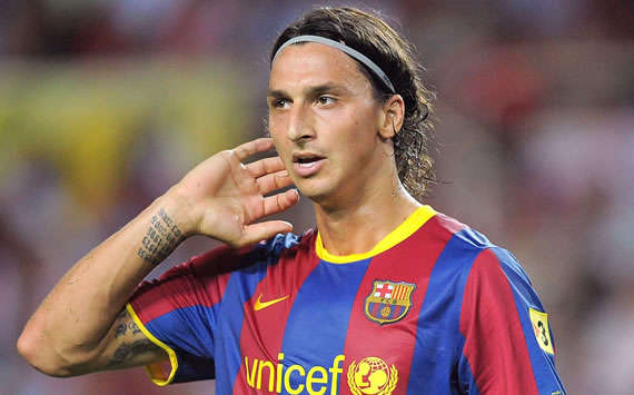 Pep Guardiola Destroyed My Barcelona Dream - Milan Newboy Zlatan Ibrahimovic