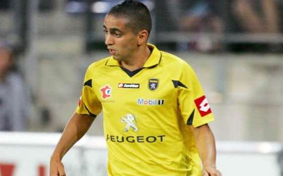 Ligue 1 : Ryad Boudebouz (FC Sochaux) - (Panoramic)