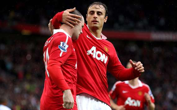 BPL : Wayne Rooney- Dimitar Berbatov,   Manchester United - West Ham United (Getty Images)