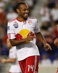 Thierry Henry, New York Red Bulls, MLS (Getty Images)