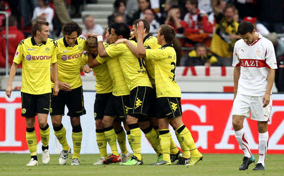 Bundesliga: VfB Stuttgart - Borussia Dortmund (Getty Images)