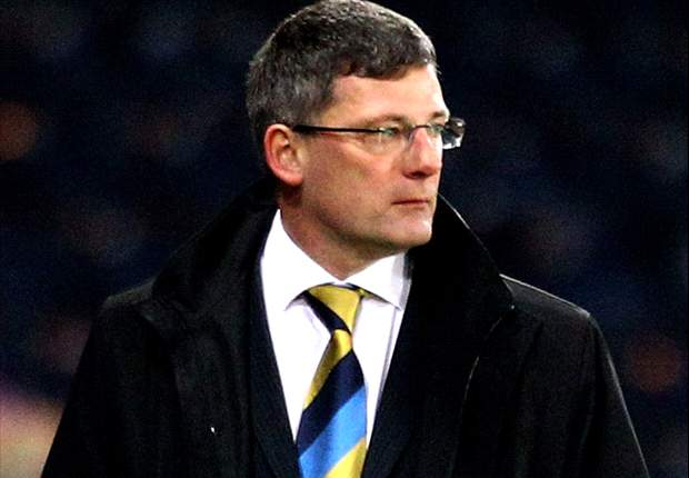 Scotland manager Craig Levein defends 4-6-0 formation after Czech Republic defeat 