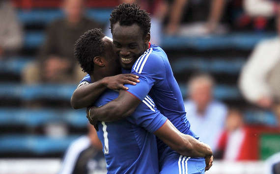 Michael Essien is miles ahead of Nigeria's Mikel Obi – Former Super Eagles coach Christian Chukwu