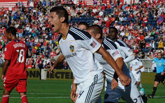 Omar Gonzalez, Los Angeles Galaxy, MLS (Getty Images)