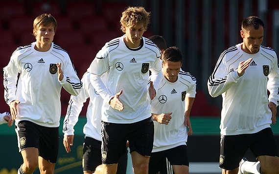 Alemania 1 1 Italia Previa 09 02 11 Amistosos