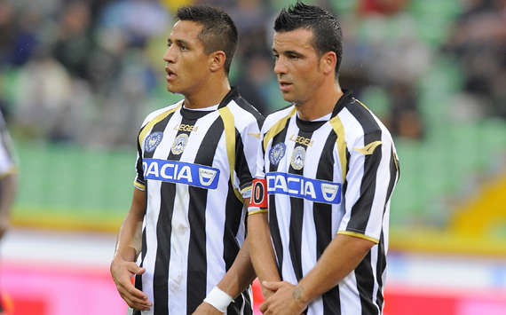 Sanchez & Di Natale - Udinese (Getty Images)