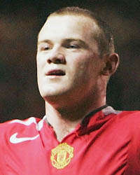 Wayne Rooney,Manchester United vs Fenerbahce,Champions League 2004(Getty Images)