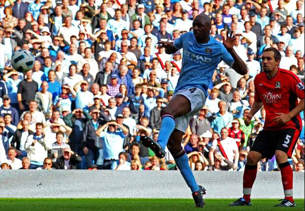 Vieira savouring Champions League challenge with Manchester City