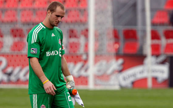 Stefan Frei, Toronto FC, MLS (Getty Images)