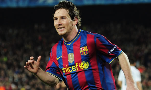 Lionel Messi, Barcelona (Getty Images)