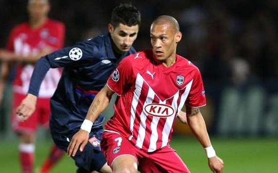 Gouffran confirms Newcastle move