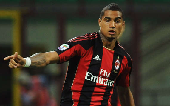 Kevin-Prince Boateng, AC Milan (Getty)