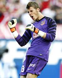David De Gea, Atletico de Madrid, Barcelona (Getty Images)