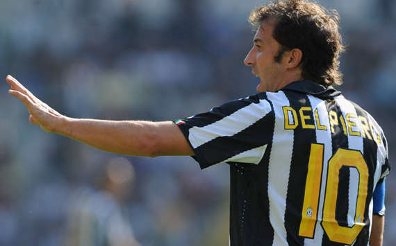 Alessandro Del Piero - Juventus (Getty Images)