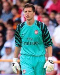 England: FC Arsenal, Wojciech Szczesny (Getty)