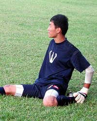 Yoo Jae Hoon - Persipura Jayapura (GOAL.com/Dominggus Arnold)
