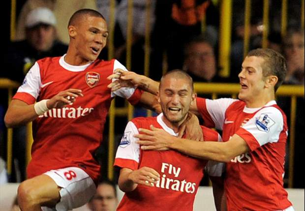 Arsenal confirm left-back Kieran Gibbs did not suffer foot fracture in Tottenham League Cup victory