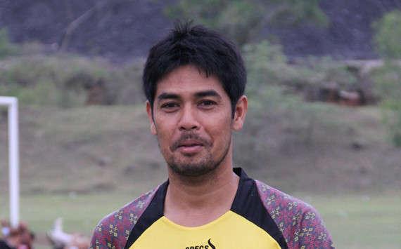 Nil Maizar - Semen Padang (GOAL.com/Rizal Pilliang)