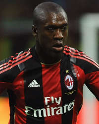 Clarence Seedorf - Milan (Getty Images)