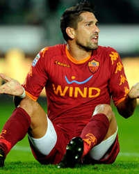 Marco Borriello - Brescia-Roma - Serie A (Getty Images)
