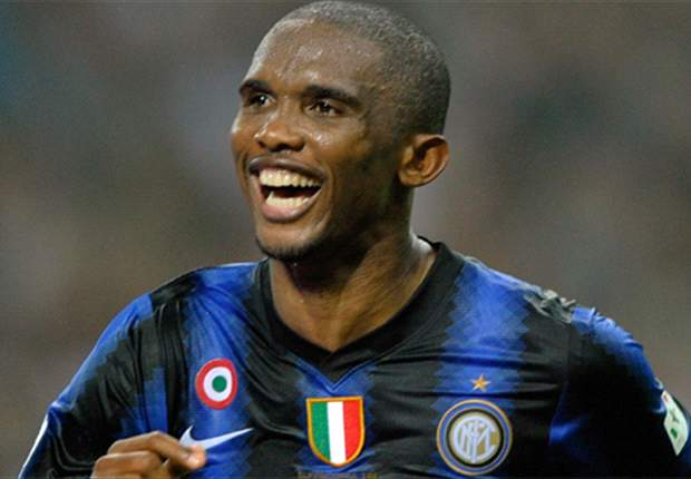 Eto'o: I have never met anyone like Mourinho