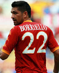 Marco Borriello - Roma (Getty Images)