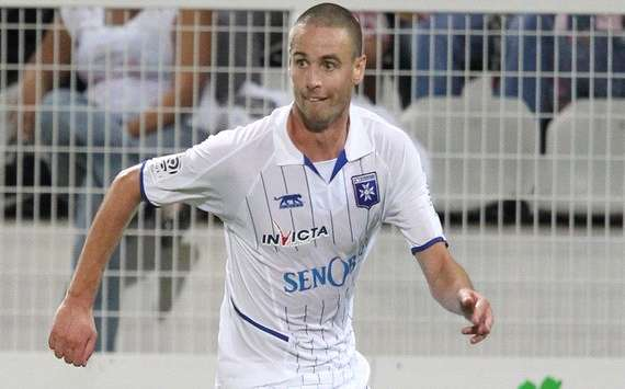 Ligue 1 : Anthony Le Tallec (AJ Auxerre) - (Gettyimages)