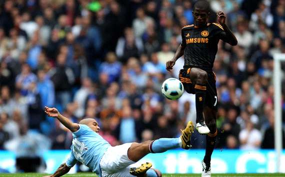 EPL : Ramires - Nigel de Jong , Manchester City vs Chelsea(Getty Images)