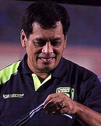 Nurdin Halid - PSSI (GOAL.com/Aang Kurniawan)