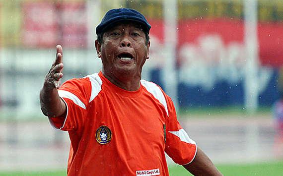 Pelatih Persisam