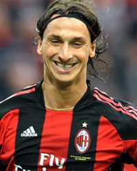 Zlatan Ibrahimovic - Milan (Getty Images)