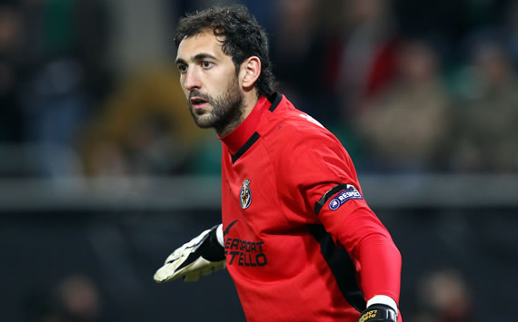 Villarreal's Diego Lopez: We can defeat Porto and reach Europa League final